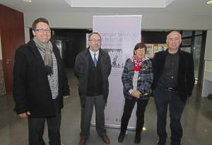 """Exposició """"Ensenyar valencià en temps difícils"""" a la Universitat d'Alacant fins al 15 de març"""